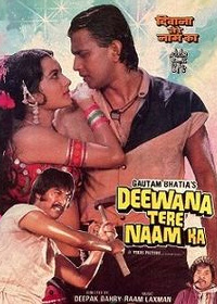 Click here to resume Deewana Tere Naam Ka movie