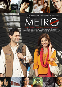 Click here to resume Life... In A Metro movie